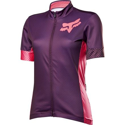 Fox Racing Switchback Jersey - Short Sleeve - Women's