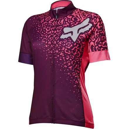 Fox Racing Switchback Comp Jersey - Short-Sleeve - Women's