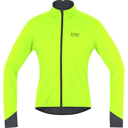 Gore Bike Wear Power 2.0 Windstopper Softshell Jacket - Men's