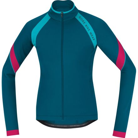 Gore Bike Wear Power 2.0 Thermo Jersey - Long-Sleeve - Women's