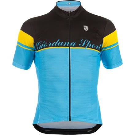 Giordana Sport Elite Jersey - Short-Sleeve - Men's