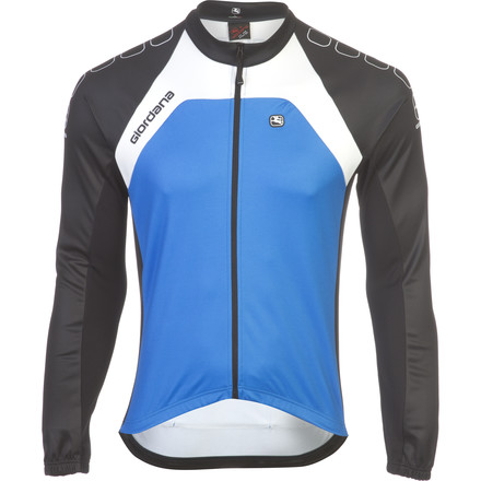 Giordana Silverline Jersey - Long-Sleeve - Men's