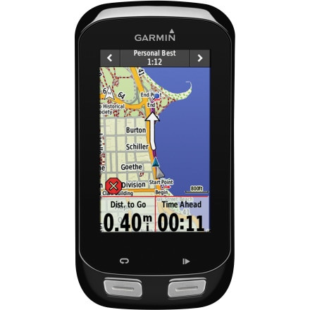 Garmin Edge 1000 Bundle Bike Computer