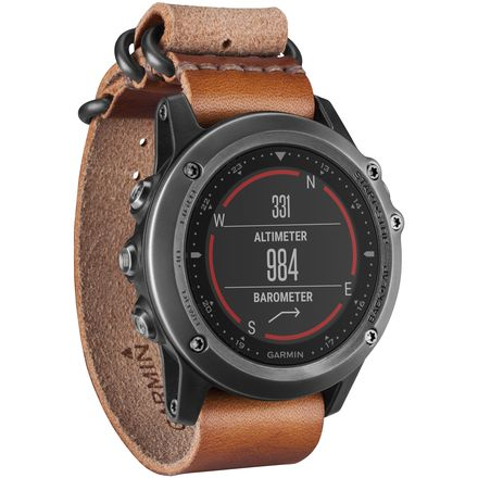 Garmin Fenix 3 Sapphire Training Watch