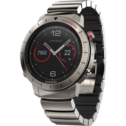 Garmin Fenix Chronos Titanium Watch