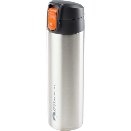 GSI Outdoors Glacier Stainless Microlite 500 Water Bottle