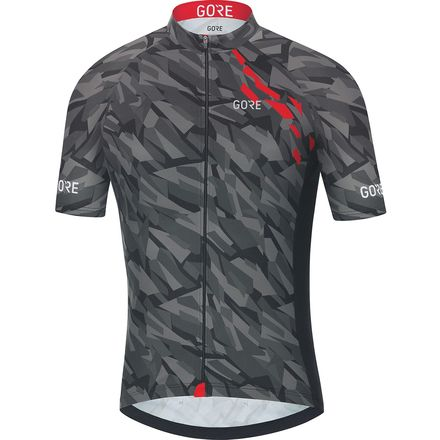 Gore Wear C3 Camo Jersey - Men's