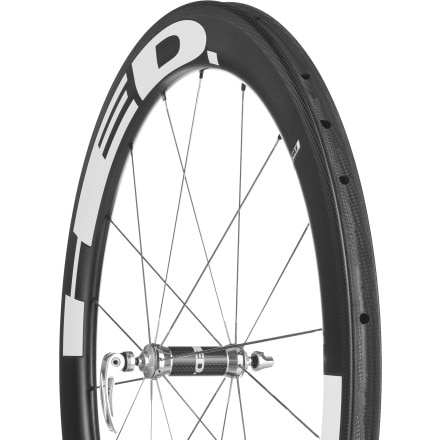 HED Stinger 6 FR Carbon Road Wheelset - Tubular