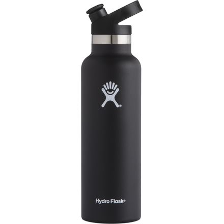 Hydro Flask Standard Water Bottle with Sport Cap