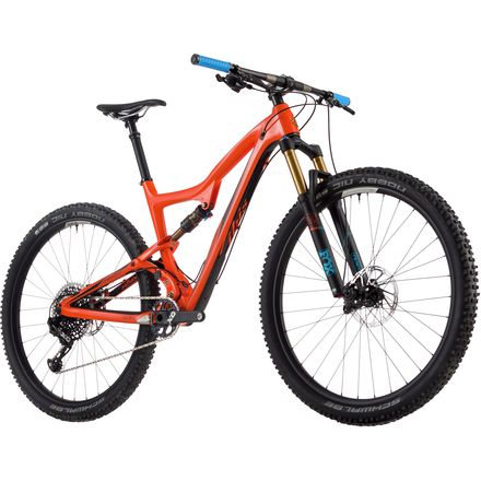 Ibis Ripley LS Carbon X01 Eagle Complete Mountain Bike - 2017