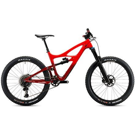 Ibis Mojo HD4 Carbon X01 Eagle Complete Mountain Bike