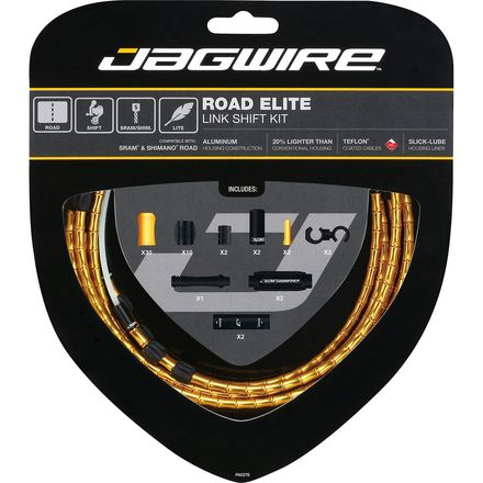 Road Elite Link Shift Cable Kit Jagwire