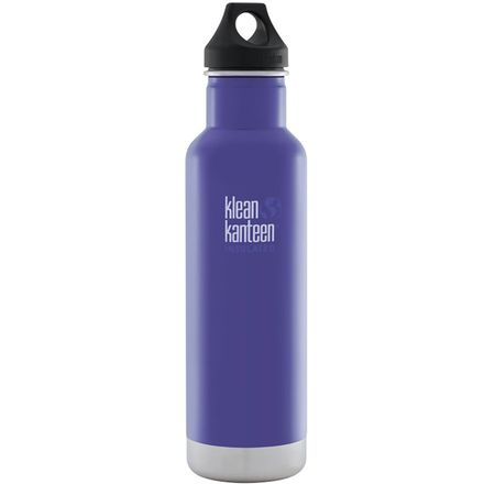 Klean Kanteen 20oz. Vacuum Insulated Water Bottle - Classic