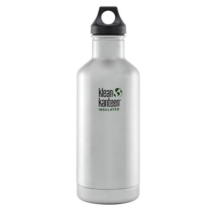 Klean Kanteen 32oz. Vacuum Insulated Water Bottle - Classic