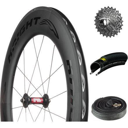 Knight 95 Carbon Fibre/DT Swiss 240S Ready-to-Ride Wheelset