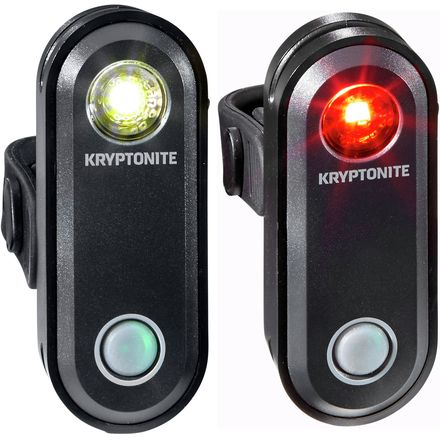 Kryptonite Avenue F-65 and Avenue R-30 Light Combo