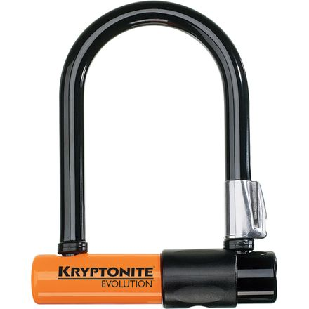 Kryptonite Evolution Mini-5 U-Lock - Double Deadbolt