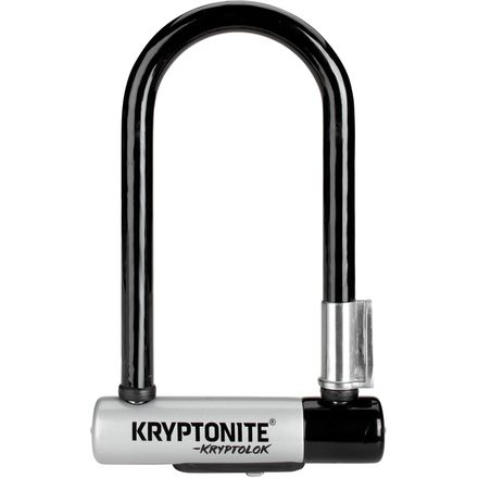 Kryptonite KryptoLok Mini-7 U-Lock - Double Deadbolt