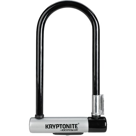 Kryptonite KryptoLok STD U-Lock - Double Deadbolt