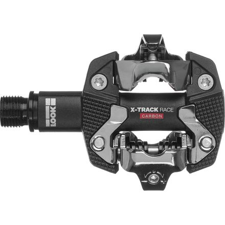 Look Cycle X-Track Race Carbon Pedals