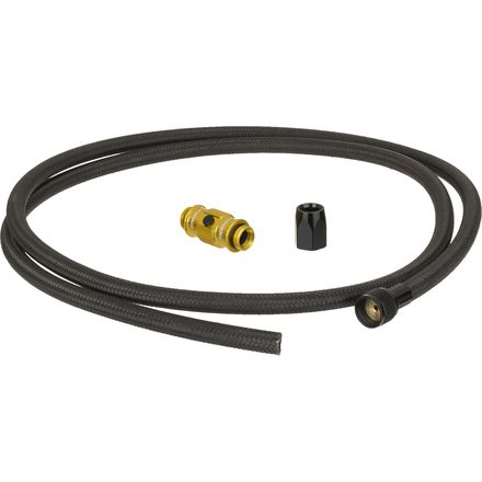 Lezyne ABS Braided Floor Pump Hose