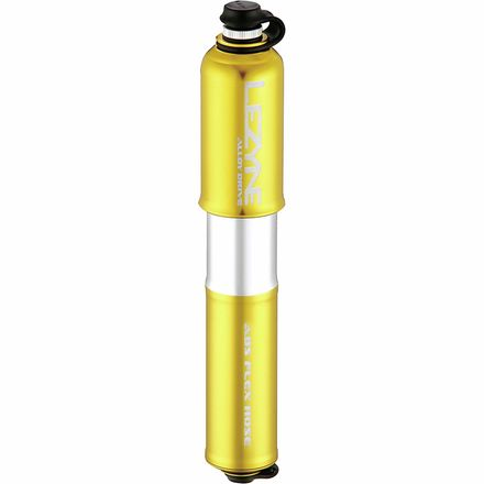 Lezyne Alloy Drive High Volume Pump