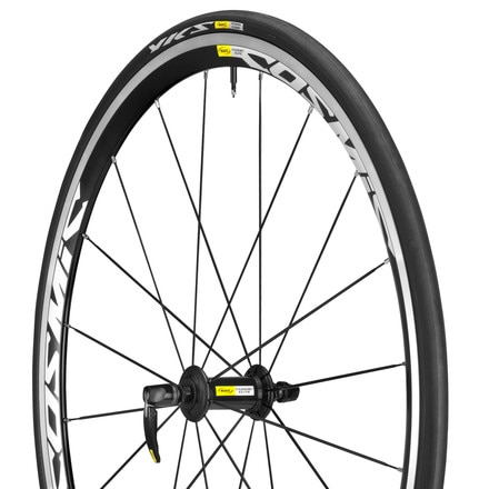 Mavic COSMIC ELITE S plus Yksion Clincher - Pair - OE