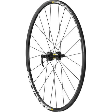 Mavic Aksium Disc Wheelset - Clincher - OE