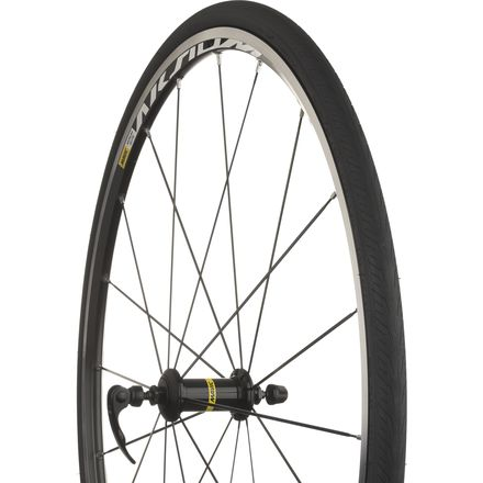 Mavic Aksium Elite 25 Wheelset - Clincher - OE