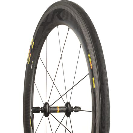 Mavic CXR Ultimate 60 Wheelset - Tubular