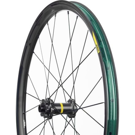 Mavic XA Pro Carbon WTS Boost Wheelset - 27.5in