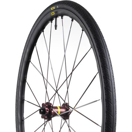 Mavic Ksyrium Elite Allroad Disc Wheelset - Clincher