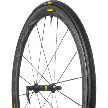 Mavic Cosmic Pro Carbon SL UST Wheelset - Bike Build