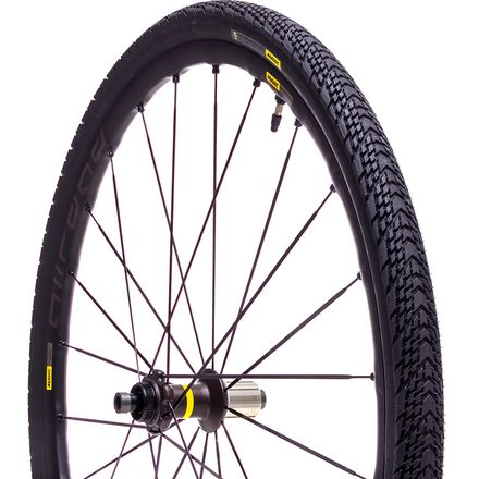 Mavic Allroad Elite UST Disc Brake Wheelset - Bike Build