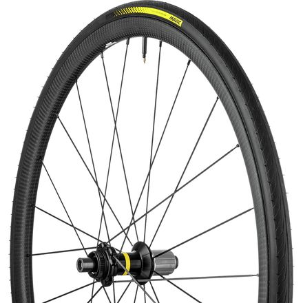 Mavic Ksyrium Pro Carbon SL Disc Wheel - Clincher OE