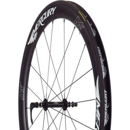 Mercury Wheels M5 Clincher Wheelset