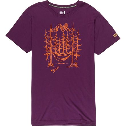 Maloja ForestM. T-Shirt - Men's