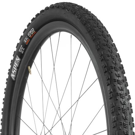"Maxxis Aspen 29x2.25/"" Tubeless Ready Folding Tire 120tpi Dual Compound EXO Black"