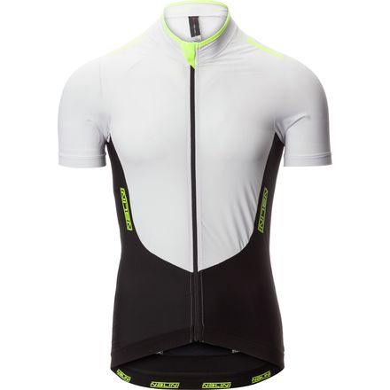 Nalini Graphite Ti Short Sleeve Jersey - Men's