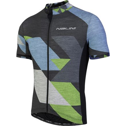 Nalini Rapidita Short-Sleeve Bike Jersey - Men's