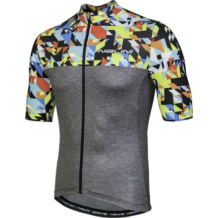 Nalini Centenario Short-Sleeve Road Bike Jersey - Men's