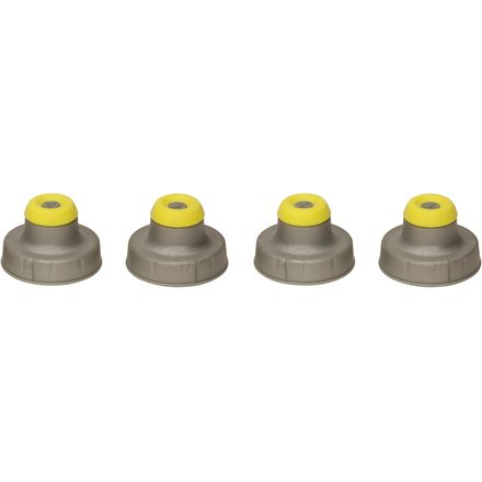 Nathan Push-Pull Cap Water Bottle - 4-Pack