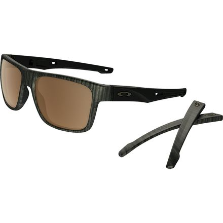 Oakley Crossrange Polarized Prizm Sunglasses