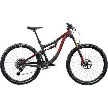 Pivot Switchblade Carbon 27.5+ Pro X01 Complete Mountain Bike - 2017