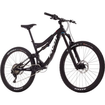 Pivot Mach 6 XT Race Complete Mountain Bike - 2017