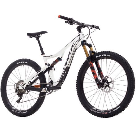 Pivot Mach 429 Trail Carbon 27.5+ Pro XT/XTR 1x Complete Mountain Bike - 2018