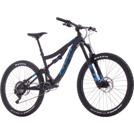 Pivot Mach 6 Race XT 1x Complete Mountain Bike - 2018