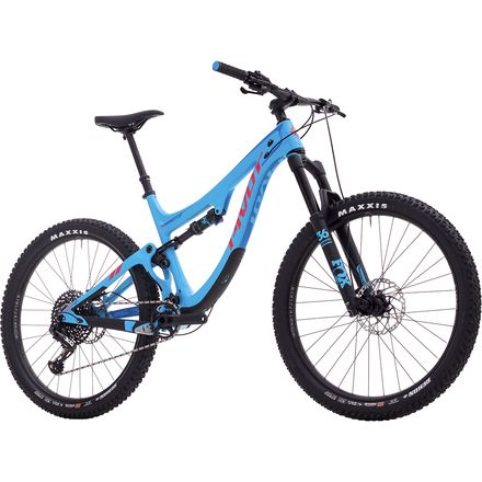 Pivot Switchblade Carbon 27.5+ Race X01 Eagle Complete Mountain Bike - 2018