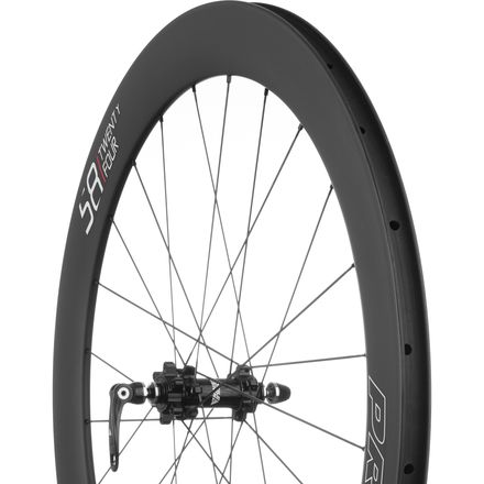 Profile Design 58/TwentyFour Carbon Clincher Disc Wheelset - 6 Bolt