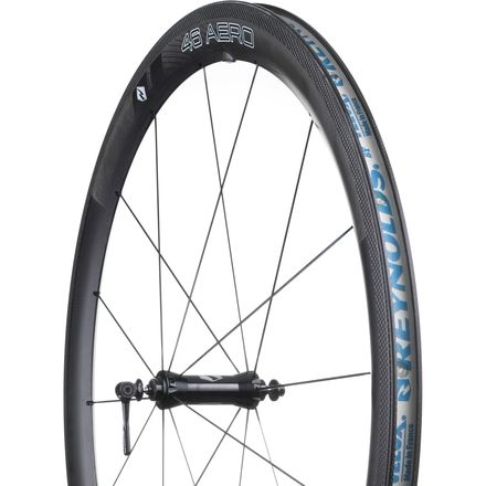 Reynolds 46 Aero Carbon Road Wheelset - Clincher